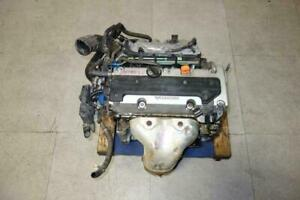 JDM Acura TSX Engine K24A 2.4L DOHC Motor 2004 2005 2006 2007 2008 K24A2 3 Lobes True Vtec JDM Ontario Preview