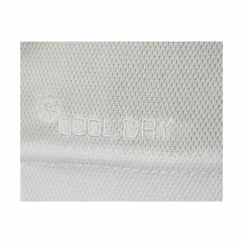 HyFASHION Sandringham Long Sleeved CoolDry Breathable Stock Shirt White XS-XL