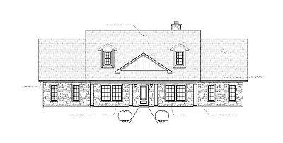 House Floor Plan Pdf File - 2746 Heated Sq. Ft.