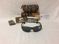 6a86243e222e item 3 NEW Costa Del Mar Tuna Alley Polarized Sunglasses Mossy Oak Camo  Gray 580P TA 65 -NEW Costa Del Mar Tuna Alley Polarized Sunglasses Mossy  Oak Camo ...