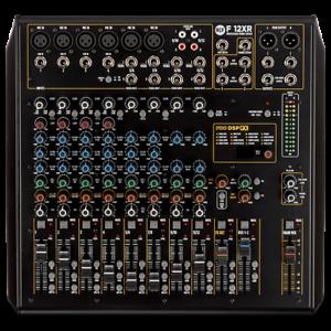 RCF-F-12-XR-MIXER-12-CANALI-CON-EFFETTI-USB-SCHEDA-AUDIO-REGISTRAZIONE
