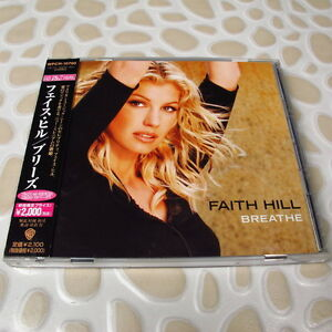 Faith-Hill-Breathe-JAPAN-CD-1-Bonus-Track-W-OBI-Mint-113-2