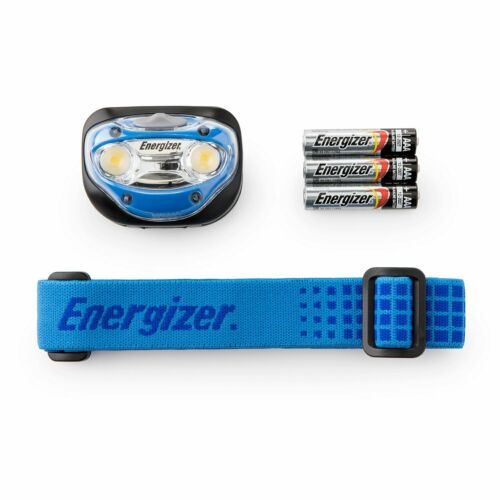 Energizer Vision 100 lm Bright Torche Phare DEL Lumière 3 piles AAA