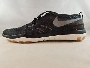 995d4c27577b0 Nike Free TR Focus Flyknit Women s Training Shoe 844817 002 Size 12 ...
