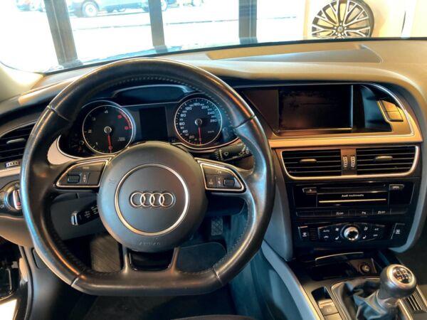 Audi A4 2,0 TDi 150 Avant billede 7