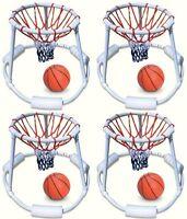4) Swimline 9162 Swimming Pool Quality Floating Super Hoops Fun Basketball Games on sale