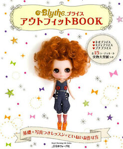 Doll-Blythe-Outfit-Book-Japanese-Craft-Book