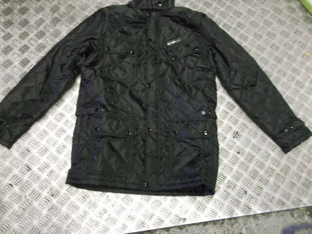HEATED VERY WARM PADDED clothing JACKET BATTERY POWERED BRAND NEW
