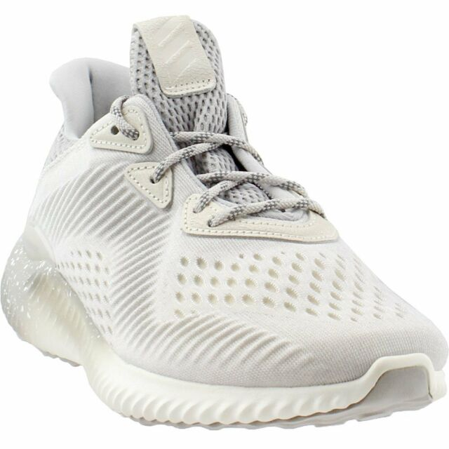 838280daea1 adidas Men 10.5 Alphabounce 1 Reigning Champ Running Shoe Chalk ...