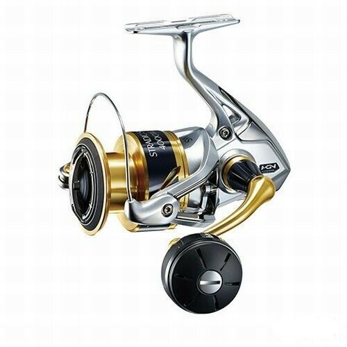 Shimano Stradic solo Weave 5000-PG Spinning Carretes