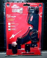 Berkley Boat Rod Holder Bootsrutenhalter Boot Boots Rutenhalter Drehbar 360° NEW