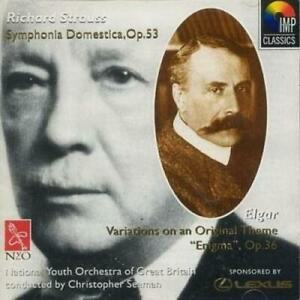 Seaman - Strauss; Sym Domestic CD #G1999549