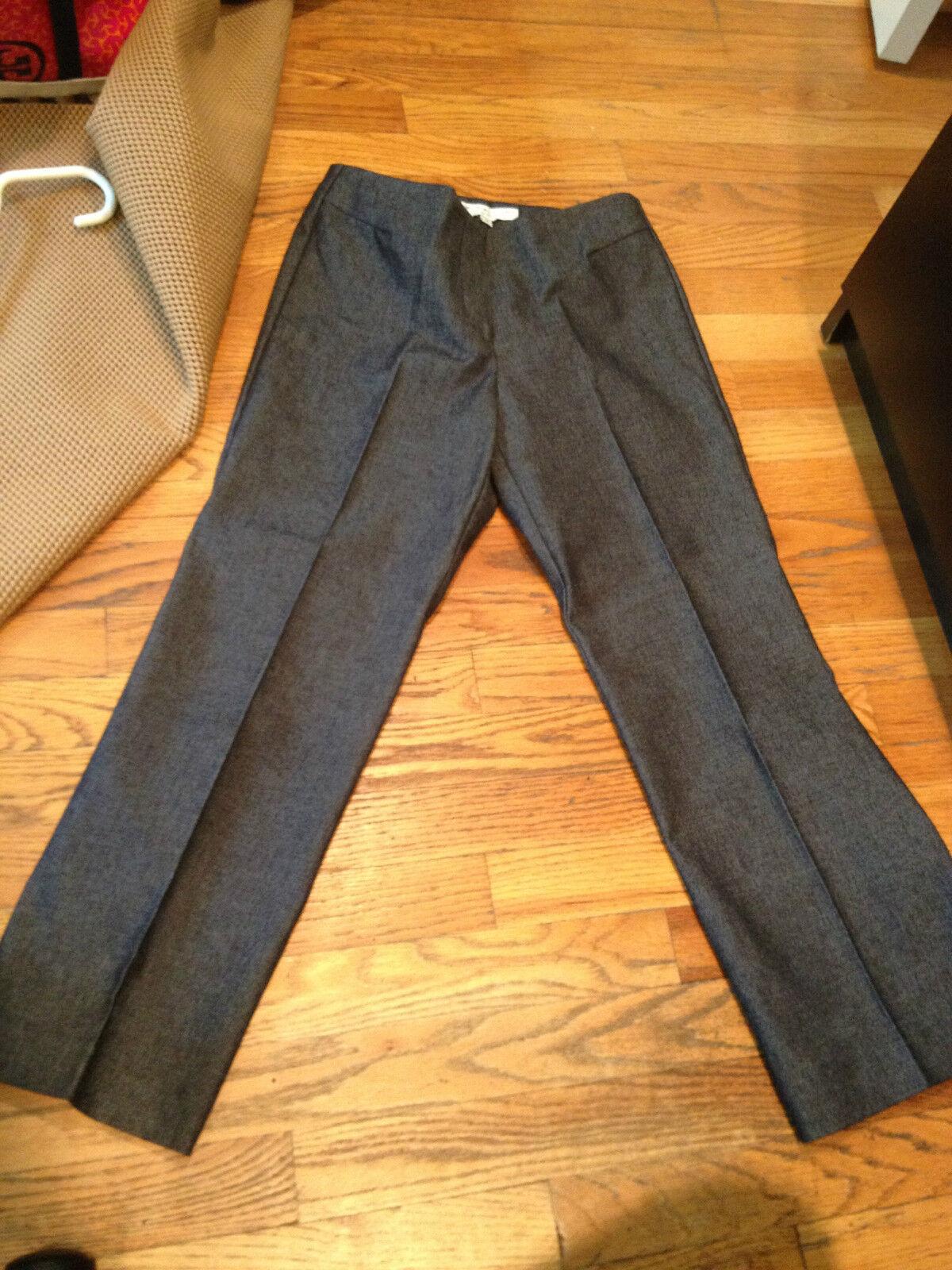 Trina Turk denim crop pants NWOTsize 2
