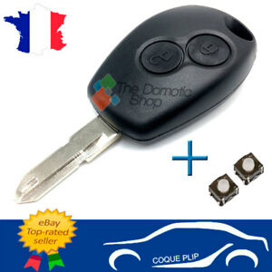 Coque-Telecommande-Renault-Dacia-Sandero-Duster-Lodgy-Logan-Cle-2-switch