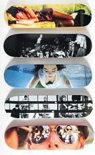Spike Jonze Girl 5 deck set, Nirvana, Bjork, Beastie Boys, Sonic Youth, Kim O