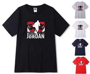 NEW-Mens-T-shirt-Michael-Air-Legend-23-Jordan-Chicago-Bulls-Men-shirt-Top-Tumblr