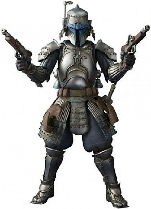 Star Wars Meisho Movie Realization Ronin Jango Fett Action Figure