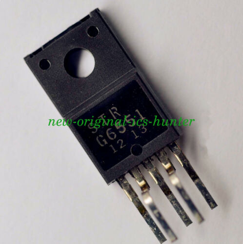 1PCS(pieces) New Original STRG6551 STR-G6551 IC ZIP5