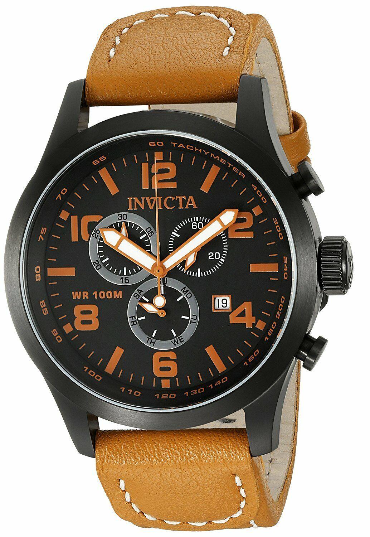 Invicta Reloj Hombre Analogico Cuarzo 18498