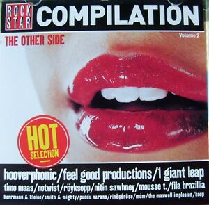 "ROCK STAR COMPILATION vol. 2 ""The other side"" - Italia - ROCK STAR COMPILATION vol. 2 ""The other side"" - Italia"