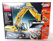 Lego Technic #8043 Motorized Excavator New Sealed