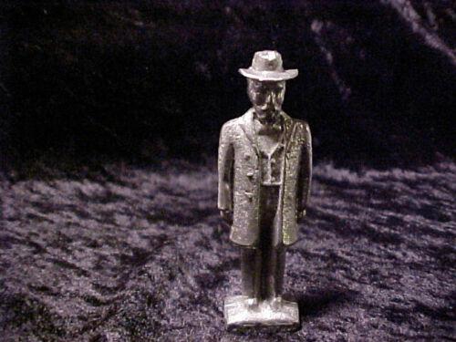 Pewter Jack Daniels Figurine