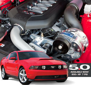 Details about Mustang Coyote 5 0 4V GT Procharger P1SC1 Supercharger HO  High Output System Kit