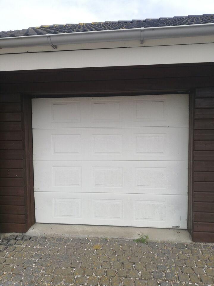 Garageport, Ukendt, b: 245 h: 205