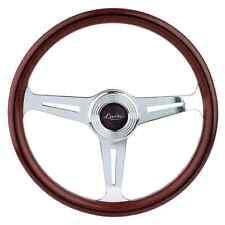 Classic Sport Volante in Legno 390mm LUISI MONTECARLO MOGANO STILE NARDI