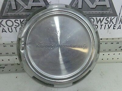 Wheel Cover Hub Cap 1986 Dodge Ramcharger D100 D150 w/o center hole Dog Dish