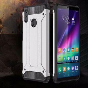 the best attitude 0820b 72a11 Details about Protective Hybrid Shockproof Hard Armor Cover Silicone Case  For Honor Note 10