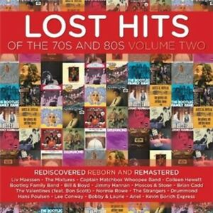 LOST-HITS-OF-THE-70-039-s-80-039-s-CD-DRUMMOND-KEVIN-BORICH-MIXTURES-LEE-CONWAY-NEW