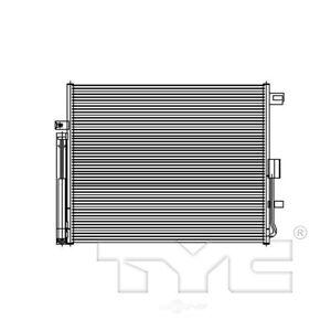 A//C Condenser For 2015-2017 Dodge Durango 2016 TYC 30044