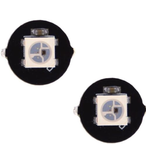 Integrated Drivers 5pcs NEW  RGB LED Ring 1Bit WS2812 5050 RGB LED