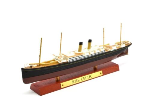 Atlas Editions 7572-009 British Passenger Liner Celtic 1//1250 Scale Model