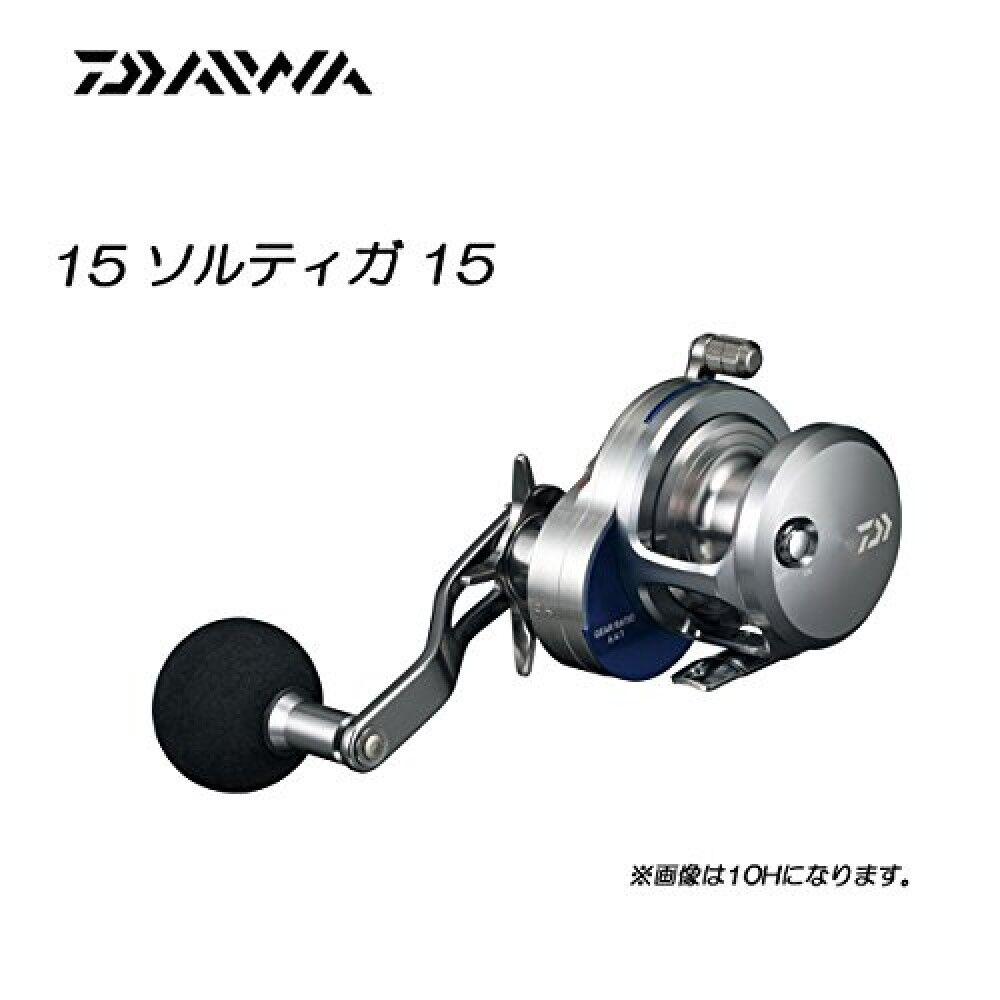 Daiwa Bait Reel 15 SALTIGA 15 For Fishing From Japan