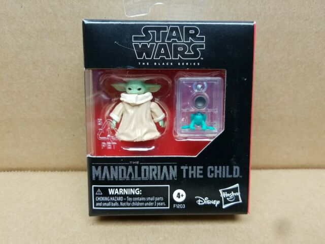 """Star Wars black series The Child action figure 1"""" CASE FRESH condition"""