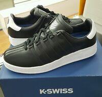 K-swiss Classic Black / White. Mens Us Sz 10