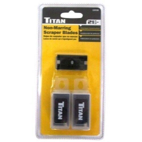 Titan Tools 12038 21 Piece Non-Marring Scraper Blades