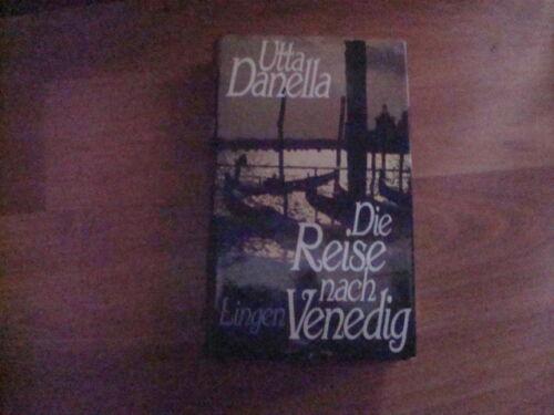 1 von 1 - buch roman utta danella die reise nach venedig flohmarkt