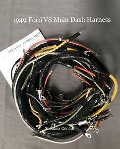 1949 Ford Shoebox V8 Dash Wiring Harness | eBayeBay