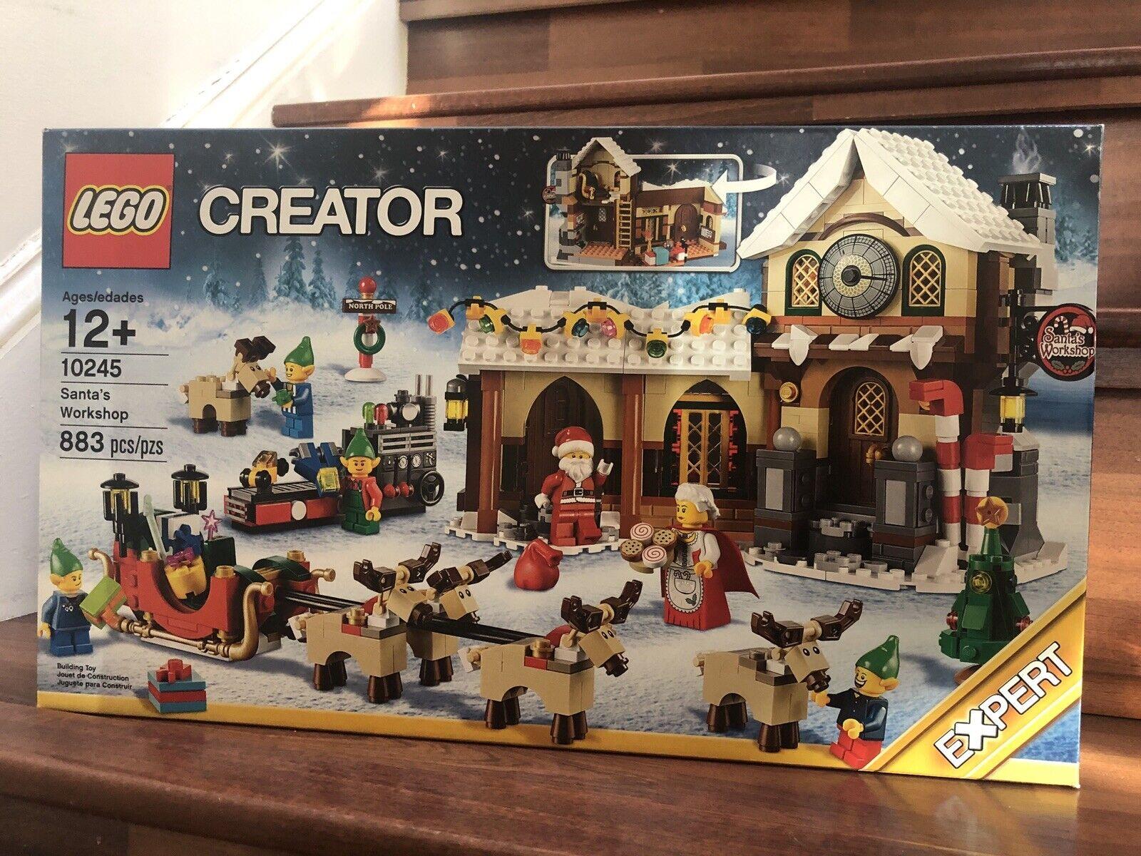 NEW Lego Santa's Workshop set 10245   , SEALED