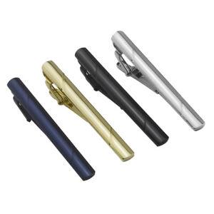 Set-di-4-pezzi-di-fermacravatte-in-metallo-multicolor-con-clip-in-metallo