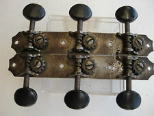 Vintage 40's Chicago Kluson Gibson National Guitar Tuners Project / Repair