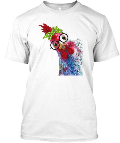 Imprimé Love poulets Standard Unisexe T-shirt Standard Unisexe T-Shirt