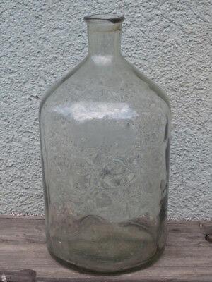 Wbu3 Modischer Glasflasche Stil; In Sanft Alter Weinballon 5 Liter