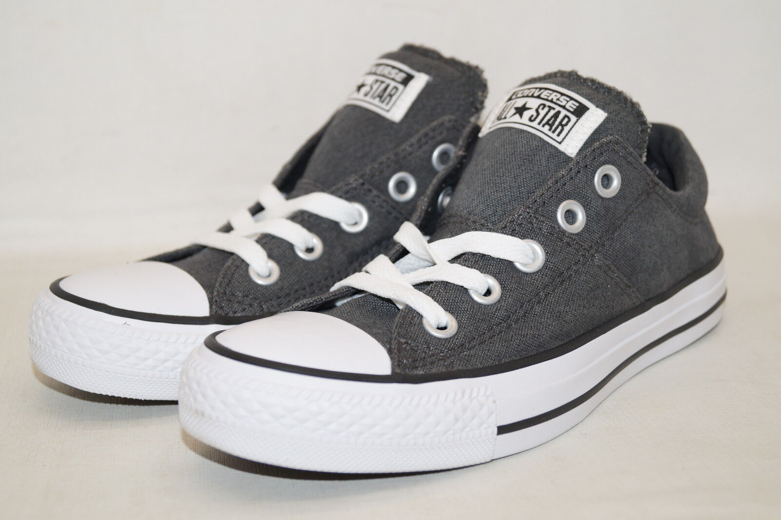CONVERSE CHUCKS ALL STAR LOW LOW LOW OX MADINSON STORM WIND Gr.36 UK 3,5 549701C grau d6fdbc