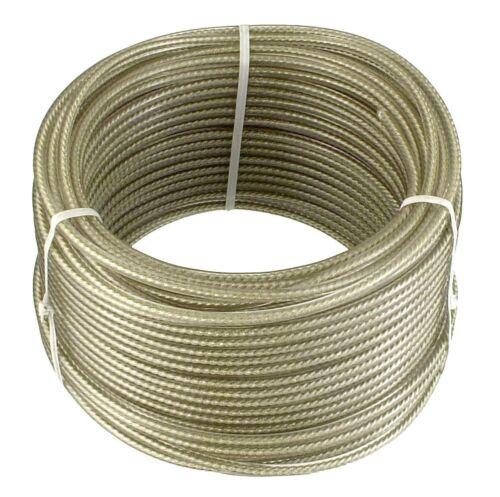 Câble multi-usage en Acier//moulé en Plastique avec noyau textile