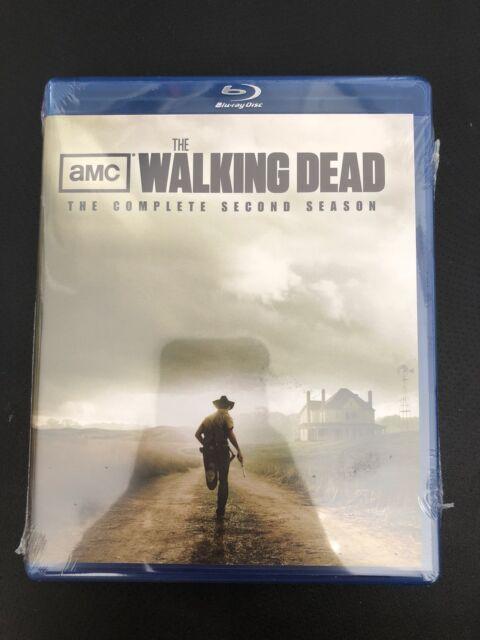 The Walking Dead Staffel 2 Blu-ray Disc NEU