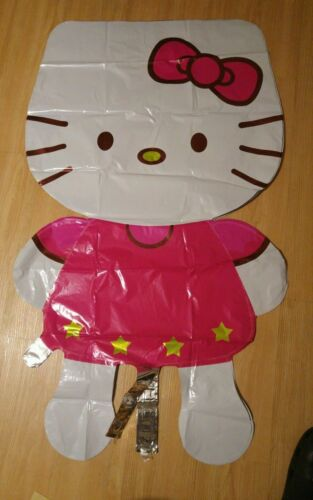 hello kitty katze folienballons Größe 116*48cm